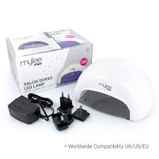 Cnd Led Lamp Australia by Mylee Pro Convex Technology Led Nail Curing Lamp White Nails
