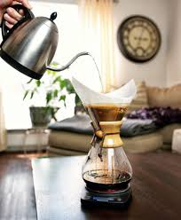 The Chemex Is Perhaps Most Well Known Coffee Brewer Across Board Its Visually Stunning And One Of Photographed Brewers In