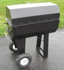 PR36 Backyard BBQ Smoker