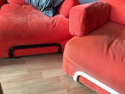 sofa sessel ikea rörberg orange in 68167 mannheim for
