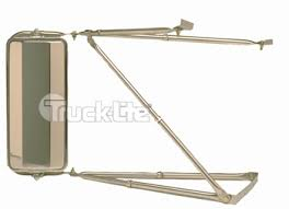 Trucklite Universal West Coast Mirror Assembly Kits