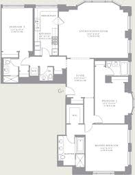 Bedroom Condo Floor Plans Photo by 15 Cpw 15 Central Park West Lincoln Square Condos For Sale