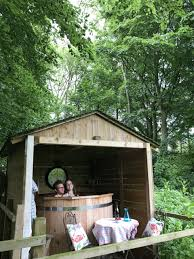 100 Tree Houses With Hot Tubs Dalesend Cottages Patrick Brompton Luxury Romantic Tub