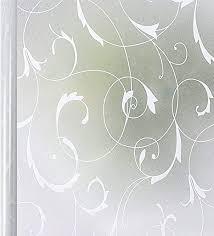 homein fensterfolie sichtschutzfolie milchglasfolie selbstklebend sichtschutz folie fenster blickdicht dekorfolie für bad deko duschkabine badfenster