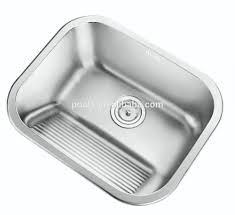 Stainless Steel Utility Sink With Right Drainboard by Portable Stainless Steel Sink Portable Stainless Steel Sink