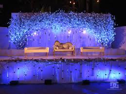 Outdoor Wedding Stage Decoration Ideas Backdrop