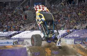 100 Monster Trucks Atlanta Jam Roars Back Into Feb 23 And 24 Sports