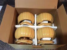 Pumpkin Soup Tureen And Bowls by Pumpkin Bowl Ebay
