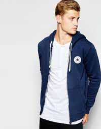 new design navy blue jersey sweatshirts fashion extended hoodie