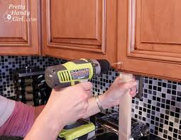 Diy Cabinet Knob Template by Installing Cabinet Knobs Pretty Handy