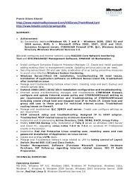 Sharepoint Administrator Resume Sample Cv Phd Thesis What To Write When You Send Your Through