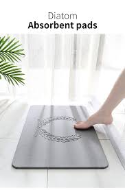badezimmer kieselgur wasser absorbieren der teppich set kieselalgen schlamm boden matte erde bade matte buy ort matten boden matte teppich pvc matte