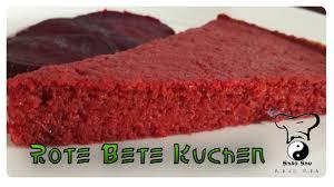 rote bete kuchen selber backen