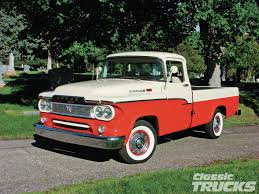 1960 Dodge D100 - Hot Rod Network 1960 Chevrolet Ck Truck For Sale Near Cadillac Michigan 49601 Ford F100 Pickup Truck Item Bi9539 Sold June 13 Ve Chevy Truck Sales Brochure 1149 Pclick Viking Grain Da5563 July Customer Gallery To 1966 Intertional Pumper Used Details Gmc 12 Ton Pickup Stock Photo 21903698 Alamy The Auto Accelero Blog When Trucks Were Really Simple Dodge Peterbilt 281 Wikipedia Morris Minor A120 Cornelius Recdjulyforterragmcsasriseinthemiddleeast