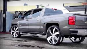 100 24 Inch Truck Rims How To Select The Best Wheels For Your Chevy Silverado At