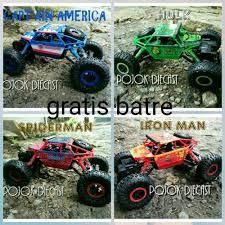 100 Hulk Monster Truck RC Excavator Super Power Beko Terbaik Shopee Indonesia