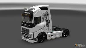 Skins For Euro Truck Simulator 2 With Automatic Installation ... Volvo Vnl 670 Royal Tiger Skin Ets 2 Mods Truck Skins American Simulator Ats Kenworth T680 Truck Joker Skin Skins Ijs Mods Squirrel Logistics Inc Hype Updated For W900 Scania Rs Longline T Fairy Skins Euro Daf Xf 105 By Stanley Wiesinger Skin 125 Modhubus Urban Camo Originais Heavy Simulador Home Facebook