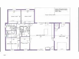 plan maison en l plain pied 3 chambres plan maison plain pied 1 chambre lovely unique maison plain pied 3