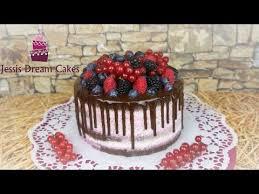cake mit mascarponecreme und früchten schokotraum mit beeren