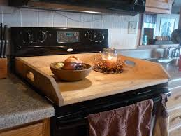 Primitive Kitchen Sink Ideas by Kitchen Finding Kitchen Stove Covers Design Ideas Cooktop Covers