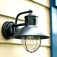 outdoor wall lights with sensor lanterns led security lights and