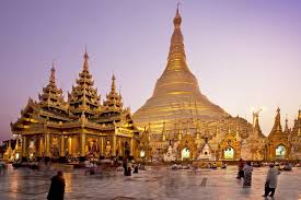 Best Places To Travel In Asia February Yangon Myanmar