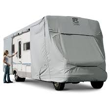 Amazon.com: Classic Accessories OverDrive PermaPRO Deluxe Class C ... Camco Ultrashield Rv Covers Camping World Used Rv Awning Excellent Cdition Full With Annex For Sale In And More Awnings Doors N Home Depot Slideout Protection For Your By Dometic Youtube 20 Patio Cover Protech Llc A20 Ultra Shield Travel Trailer 261 To 286l 2010 Jayco Designer 37rlqs Fifth Wheel Coldwater Mi Haylett Auto Pro Tech A Chrissmith Amazoncom Adco 2507 Clear Windshield Automotive Fit Tyvek 441 Elements All Climate 5th 37140
