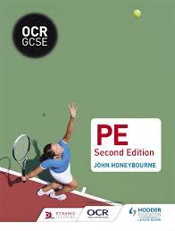 OCR GCSE 9 1 PE Second Edition