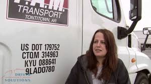 Truck Driving Jobs With PAM Transport - A New Driver's Experience ...