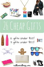 26 Awesome and Cheap Gifts for 2018