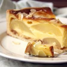 dessert aux poires leger recette gâteau fondant aux poires