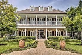 Southern Colonial Homes by Encontrada No Em Livinator Exterior House