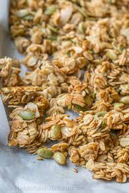 Pumpkin Flaxseed Granola Nutrition Info by 100 Natures Path Pumpkin Flax Granola Nature U0027s Path