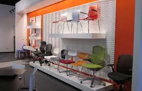 Chair Display Furniture ShowroomShowroom IdeasOffice FurnitureLeather FurnitureOffice DesignsDisplay IdeasInterior ShopExhibit
