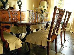 Dining Room Chair Covers Make Your Own Folding New Stunning Slipcovers For