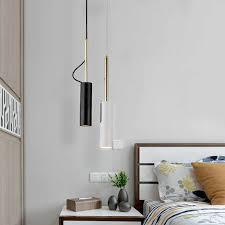 moderne led strahler kreative einstellen winkel design schlafzimmer nacht kleidung shop dekoration suspension len leuchten