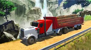 Cargo Truck Driver: Transporter Euro Truck Game 3D For Android - APK ...