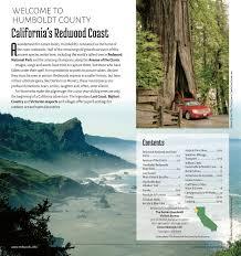 Redwood Curtain Brewery Arcata California by Redwood Coast Map U0026 Guide By Eureka Humboldt Visitors Bureau Issuu