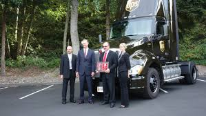 100 Kenworth Truck Company A Surprise Gift From Technology Partnerships Fleet Owner