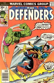 Defenders 1972 1st Series 41