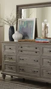 Meridian File Cabinets Remove Drawers by Lancaster Dovetail Grey Panel Bedroom Set From Magnussen Home