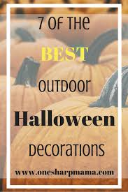 7 must have halloween decorations one sharp mama