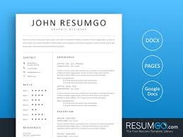 HEBE – Clean And Professional Resume Template - ResumGO.com Free Simple Professional Resume Cv Design Template For Modern Word Editable Job 2019 20 College Students Interns Fresh Graduates Professionals Clean R17 Sophia Keys For Pages Minimalist Design Matching Cover Letter References Writing Create Professional Attractive Resume Or Cv By Application 1920 13 Page And Creative Fully Ms