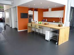 great attractive rubber kitchen flooring intended for house
