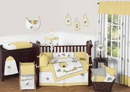Bacati Crib Bedding by Sweet Jojo Designs Honey Bee 9 Piece Crib Bedding Set U0026 Reviews
