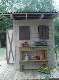 51 best sheds images on pinterest garden sheds garden swings