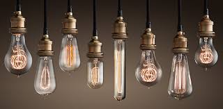light bulb vintage looking light bulbs collection smooth