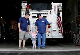 100 Barney Fire Truck Volunteer Fighters Dwindling But Vital To Northwest Indiana