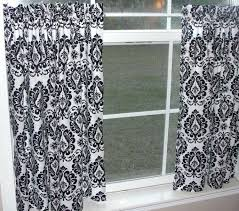 Black And White Flower Shower Curtain by J Queen Curtains U2013 Teawing Co
