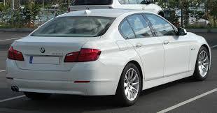 File BMW 530d F10 rear 1 Wikimedia mons